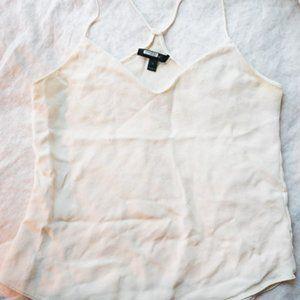 Silk Cami Cream | JCREW